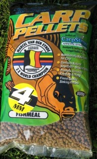 4 mm Van Den Eynde carp pellets