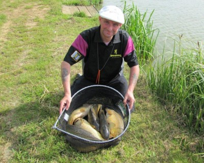 50 lbs of quality carp