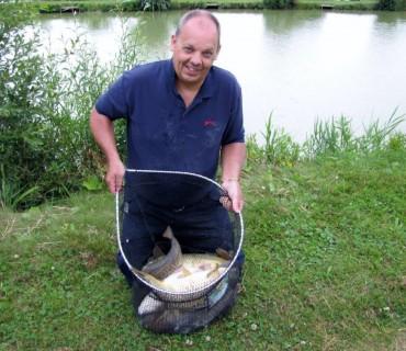 50lbs of big carp