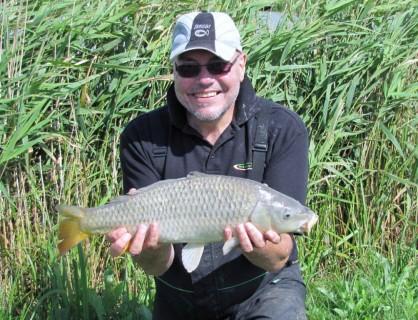 a 5lb common carp