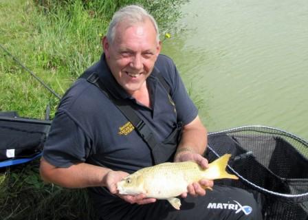 Pauls first fish