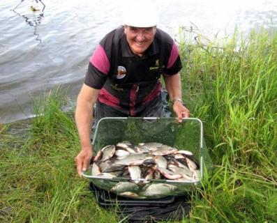 my catch today 20,500 kg