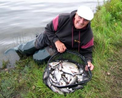 my day 5 catch 9,100 kg