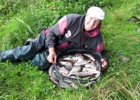 part of my 30 kg 3rd overall catch