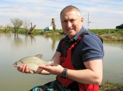 a 1lb bream in perfect condition