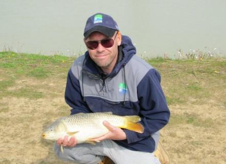 a 6lb common carp