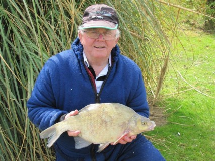 a bream close to 5lbs