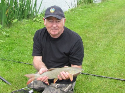 only barbel of the day